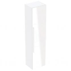GEBERIT - iCon Skříňka vysoká 1500x360 mm se zrcadlem, matná bílá (841150000)