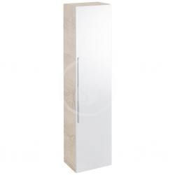 GEBERIT - iCon Skříňka vysoká 1500x360 mm se zrcadlem, přírodní dub (841152000)