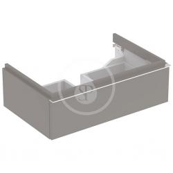 GEBERIT - iCon Skříňka pod umyvadlo 750 mm, lávová (841276000)