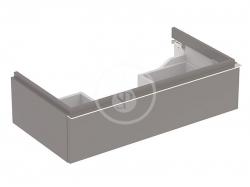 GEBERIT - iCon Skříňka pod umyvadlo 900 mm, lávová (841291000)