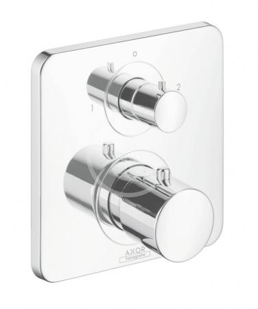 AXOR - Citterio M Vanová termostatická podomítková baterie, chrom (34725000)