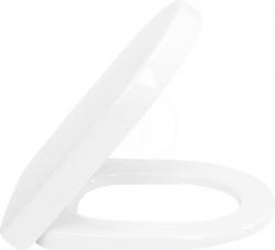 VILLEROY & BOCH - Subway 2.0 WC sedátko s poklopem, SoftClosing, alpská bílá (9M68S101)