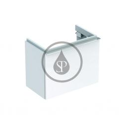 GEBERIT - iCon xs Spodní skříňka pod umývátko, 520x420x308 mm, bílá lesklá (840052000)