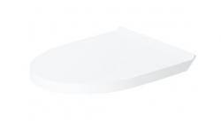 DURAVIT - DuraStyle Basic WC sedátko, alpská bílá (0020710000)