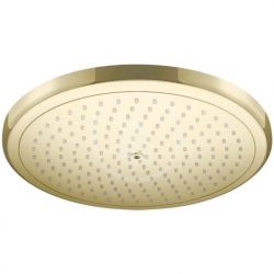 HANSGROHE - Croma Hlavová sprcha 280, leštěný vzhled zlata (26220990)