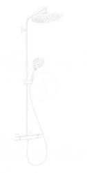 HANSGROHE - Croma Select S Sprchový set Showerpipe 280 s termostatem, matná bílá (26890700)