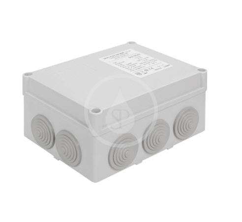 SANELA Napájecí zdroje Napájecí zdroj 230V AC/24V DC, 9 ventilů SLZ 01Z