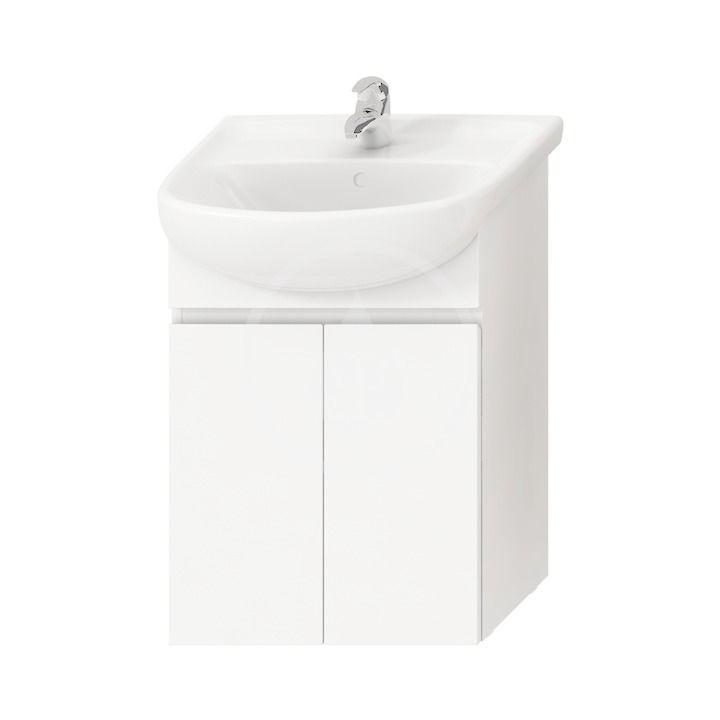 JIKA Lyra plus Skříňka pod umyvadlo, 540x315x696mm, bílá H4531210383001
