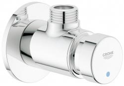GROHE - Euroeco Cosmopolitan T Samouzavírací nástěnný ventil, chrom (36267000)