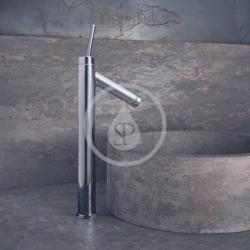 AXOR - Starck Páková umyvadlová baterie, chrom (10129000), fotografie 6/4