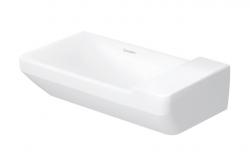 DURAVIT - P3 Comforts Umývátko 500x250 mm, alpská bílá (0715500070)
