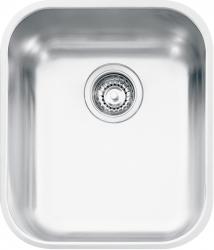 FRANKE - Zodiaco Dřez ZOX 110-36, 392x425 mm, nerez (122.0021.441)