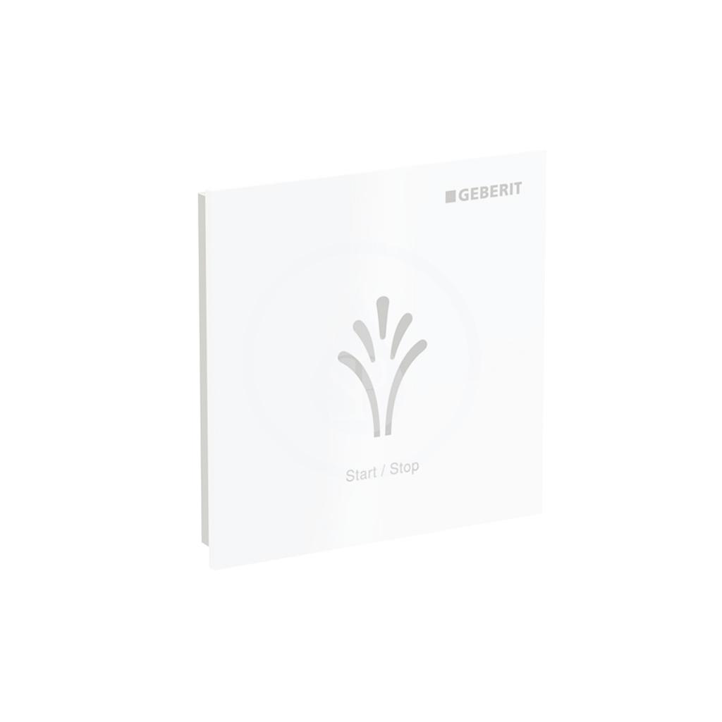GEBERIT AquaClean Bezdotykový ovládací panel pro elektronický bidet, bílá 147.044.00.1