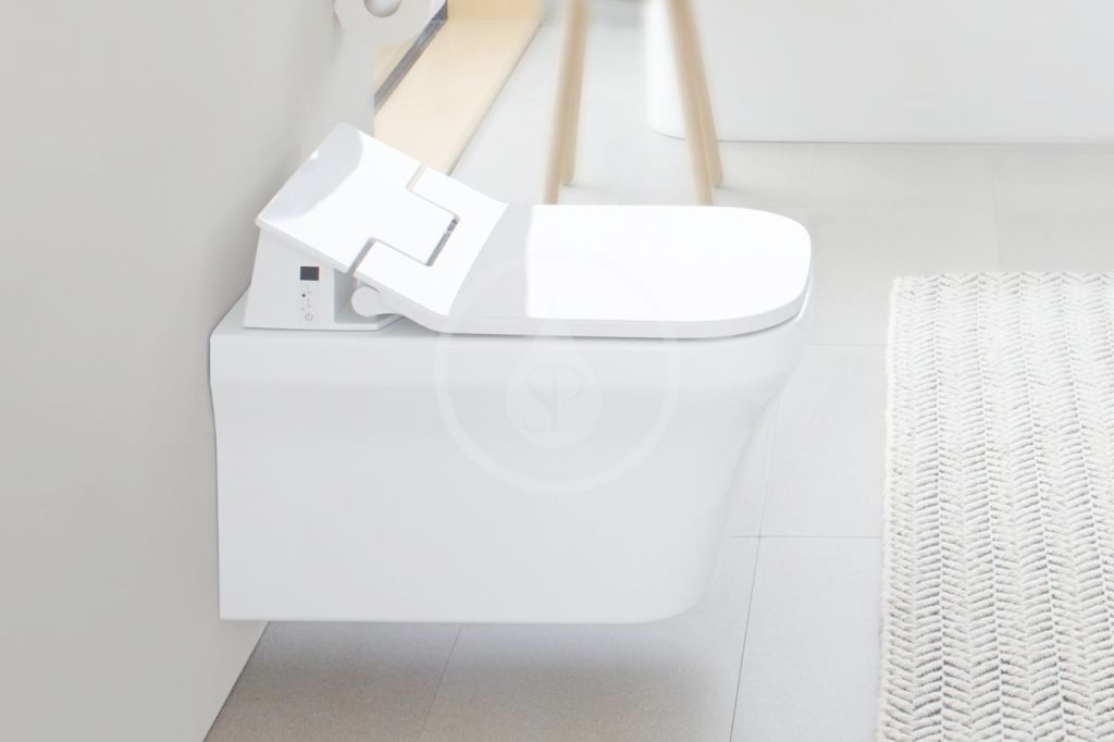 DURAVIT - SensoWash Slim Elektronické bidetové sedátko SensoWash Slim, SoftClose, alpská bílá (611200002304300)