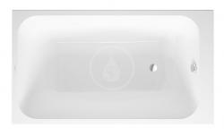 DURAVIT - DuraStyle Vana 1400x800 mm, alpská bílá (700233000000000)