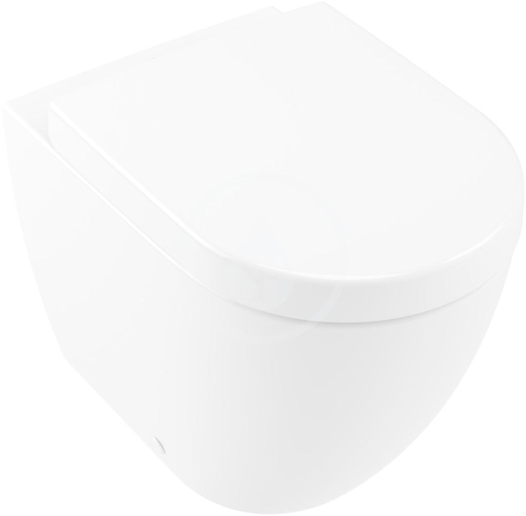 VILLEROY & BOCH Subway 2.0 Stojící WC, DirectFlush, alpská bílá 5602R001