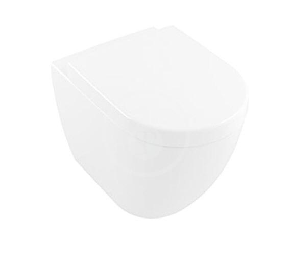 VILLEROY & BOCH Subway 2.0 Stojící WC, DirectFlush, CeramicPlus, alpská bílá 5602R0R1