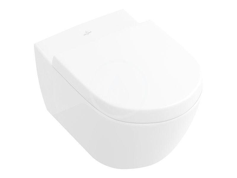 VILLEROY & BOCH Subway 2.0 Závěsné WC, DirectFlush, alpská bílá 5614R001