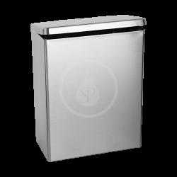 SANELA - Nerezové odpadkové koše Nerezový koš na hygienické potřeby 4,5 l (SLZN 24)