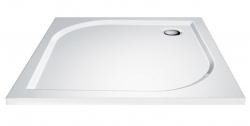 AQUALINE - PILOT otočné sprchové dveře dvojkřídlé 800mm+vanička (PT082-SET1), fotografie 18/10