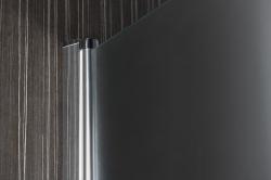 AQUALINE - PILOT otočné sprchové dveře 800mm+vanička (PT080-SET1), fotografie 4/10