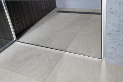 AQUALINE - PILOT otočné sprchové dveře 800mm+vanička (PT080-SET1), fotografie 10/10