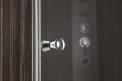AQUALINE - PILOT otočné sprchové dveře 800mm+vanička (PT080-SET1), fotografie 14/10