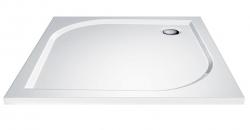 AQUALINE - PILOT otočné sprchové dveře 800mm+vanička (PT080-SET1), fotografie 20/10