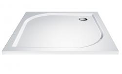AQUALINE - PILOT otočné sprchové dveře 900mm+vanička (PT090-SET1), fotografie 18/10