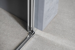 AQUALINE - PILOT otočné sprchové dveře 900mm+vanička (PT090-SET1), fotografie 10/10