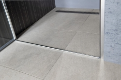 AQUALINE - PILOT otočné sprchové dveře 800mm+žlab (PT080-SET2), fotografie 18/11