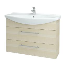 Dřevojas - Koupelnová skříň TAKE IT SZZ2 105 - D02 Bříza / Úchytka T02 / D02 Bříza (134181B)