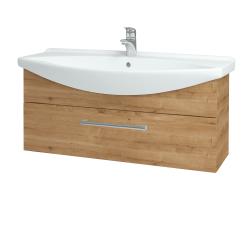 Dřevojas - Koupelnová skříň TAKE IT SZZ 105 - D09 Arlington / Úchytka T03 / D09 Arlington (151294C)