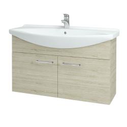 Dřevojas - Koupelnová skříň TAKE IT SZD2 105 - D05 Oregon / Úchytka T04 / D05 Oregon (133481E)