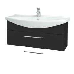 Dřevojas - Koupelnová skříň TAKE IT SZZ 105 - N03 Graphite / Úchytka T04 / N03 Graphite (207243E)
