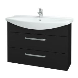 Dřevojas - Koupelnová skříň TAKE IT SZZ2 105 - N08 Cosmo / Úchytka T01 / N08 Cosmo (208073A)