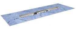 I-Drain - Linear 54 Nerezový sprchový žlab, délka 700 mm, s hydroizolací (ID4M07001X1)