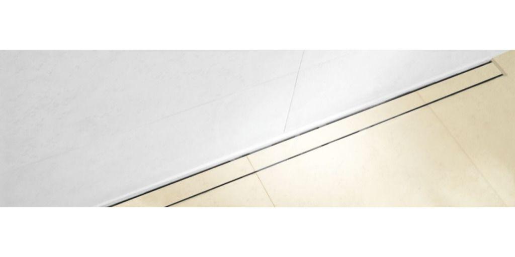 I-Drain - Tile Nerezový rošt pro sprchový žlab, pro vložení dlažby, délka 600 mm (IDRO0600Y)