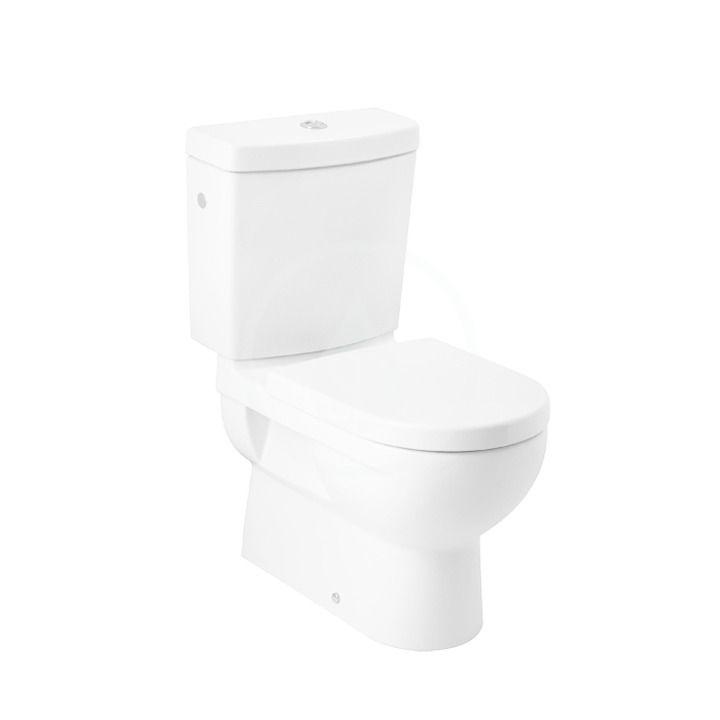 Mio WC mísa kombi, Jika Perla, bílá H8237161000001