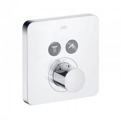 AXOR - ShowerSelect Termostat pod omítku pro 2 spotřebiče, chrom (36707000)