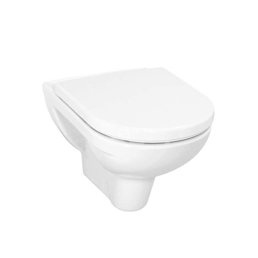 Laufen Pro Závěsné WC, 560x360 mm, s LCC, bílá H8209504000001