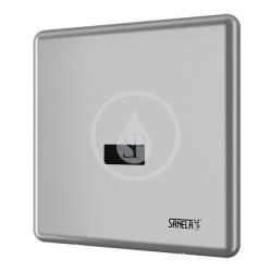SANELA - Senzorové pisoáry Nerezový splachovač pisoáru s infračervenou elektronikou ALS, síťové napájení (SLP 02K)