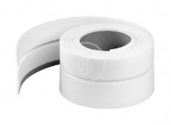 DURAVIT - Příslušenství Krycí lišta 3300 mm, alpská bílá (790104000000000)