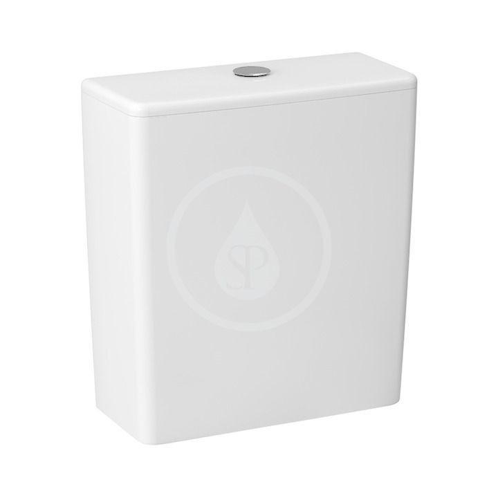 JIKA Cubito Pure WC nádržka kombi, spodní napouštění, Dual Flush, bílá H8284230002811