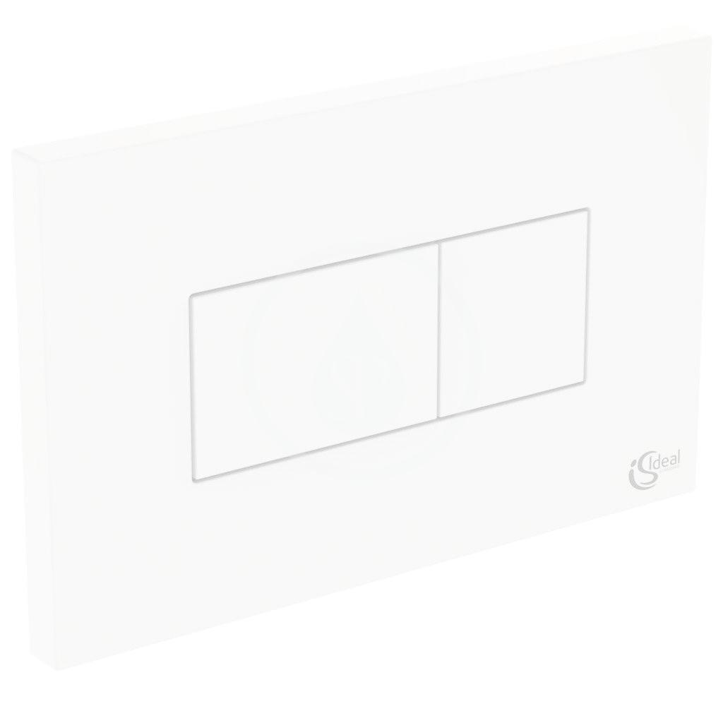IDEAL STANDARD Solea Ovládací tlačítko splachování Solea P2, bílá R0110AC