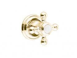 KLUDI - Adlon Dvoucestný ventil pod omítku, mosaz (518454520)