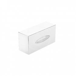 Generic Zásobník na papírové ubrousky, leštěná nerez (H3863D20040001) - JIKA