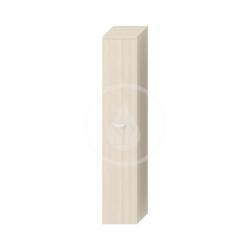 JIKA - Deep Vysoká skříňka závěsná, 300x270x1620 mm, levé dveře, jasan (H4541514343401)