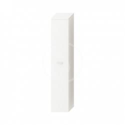 JIKA - Deep Vysoká skříňka závěsná, 300mm x 270mm x 1620mm - skříňka, levá, korpus bílý, dveře bílé (H4541514345001)