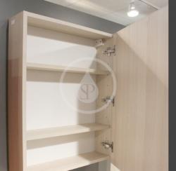 JIKA - Deep Zrcadlová skříňka 580x760 mm, bílá (H4541634345001), fotografie 8/5